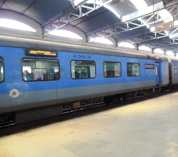 How does the AC on an Indian train work? - Quora