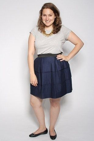 What type of clothes suit a fat girl? - Quora