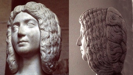 What Were Some Popular Female Hairstyles In Ancient Rome