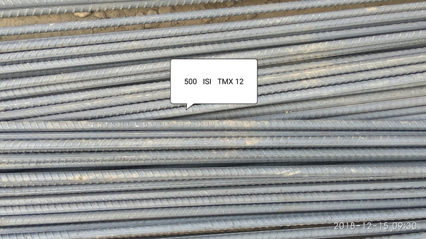 Which type of steel is used for construction? - Quora