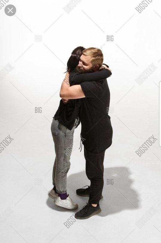 Side hug meaning