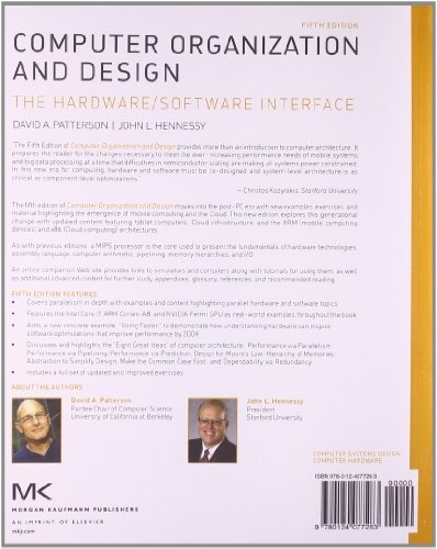 Where Can I Download A Solution Manual For Computer Organization And Design 5th Edition Quora