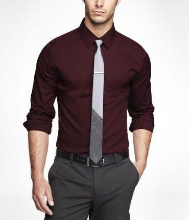 What color of pants should I wear with a maroon shirt? - Quora