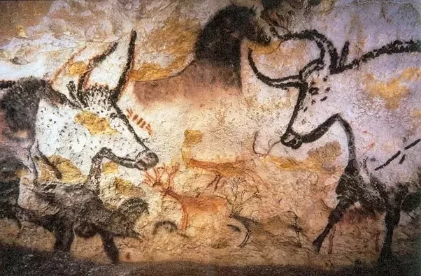 how did early cave paintings last that long what paint is that quora