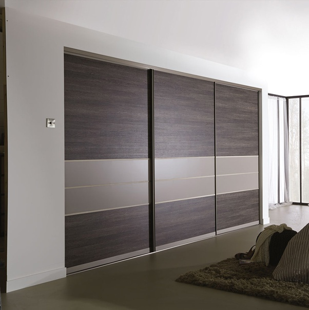 What should be the wardrobe designs for a master's bedroom ...