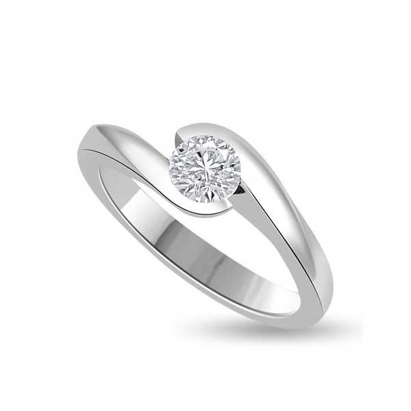 Ring On Left Ring Finger: What Is The Significance Of A Solitaire Engagement Ring