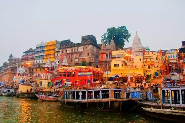 Variously known as Kashi and Banaras (Benares), this city of Shiva is one  of the seven holiest centres of Hinduism. Varanasi is one of the oldest  living ...