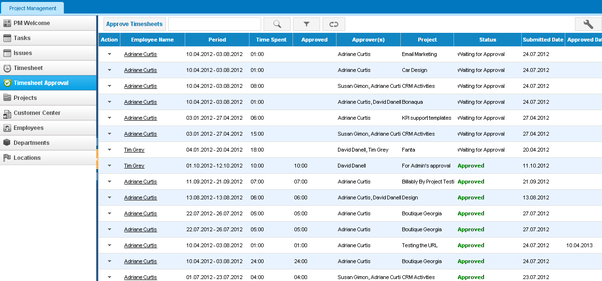 Image Result For Web Based Employee Time Tracking