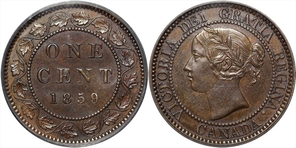 What's the value of an 1867 Canadian penny? - Quora