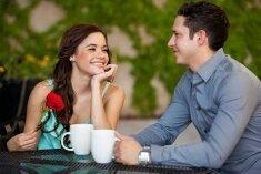 Hug or handshake on first date