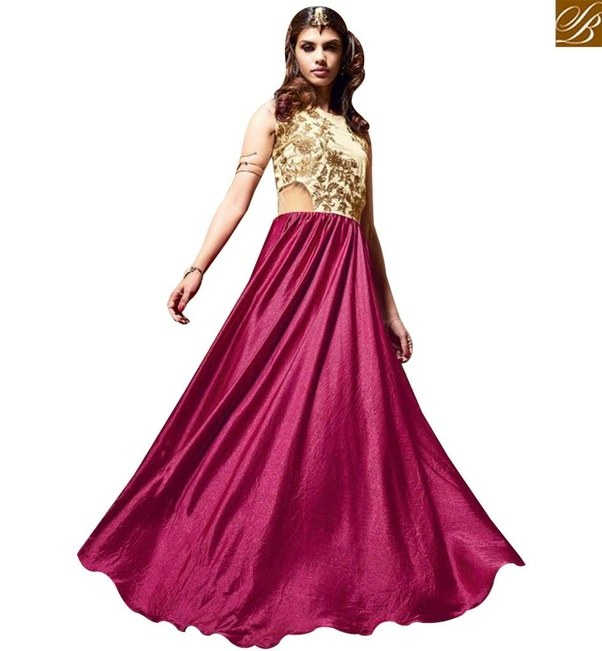 Where can I buy evening gown in India? - Quora