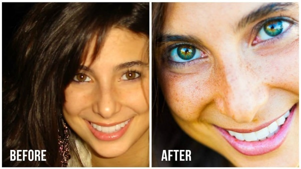 Can people really change their eye colors by hypnosis? - Quora