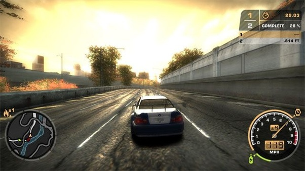 Why Doesn T Need For Speed Make A Remastered Version Of Nfs Most Wanted 2005 Since It Was So Successful Quora