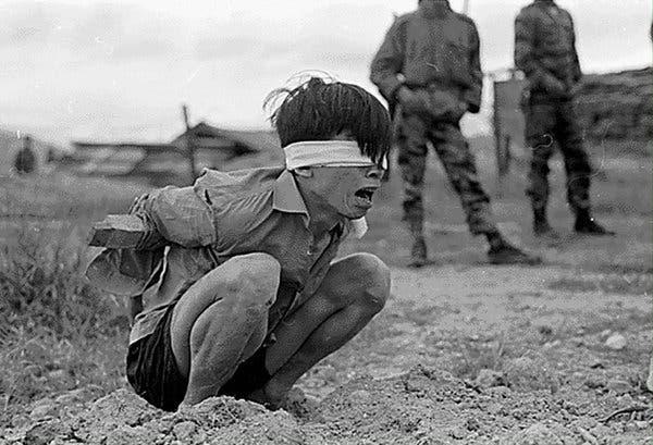 Perchè la guerra in vietnam
