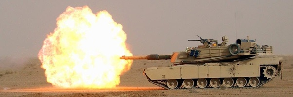 Who would win: an M1 Abrams or every single WWII tank