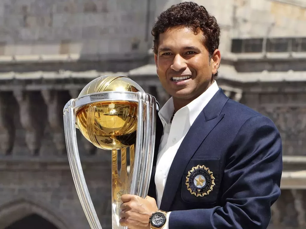 biography of sachin tendulkar in 300 words
