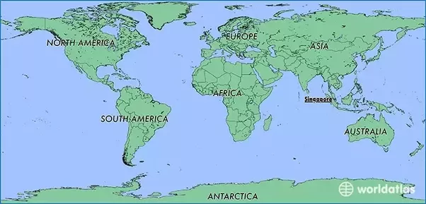 Where is singapore quora were in southeast asia approximately one degree north of the equator gumiabroncs Choice Image