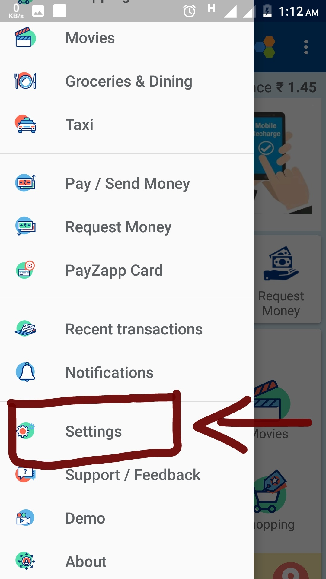 How to update my kyc on payzapp if there is no update kyc