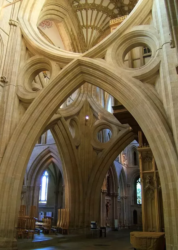 What are some good examples of Gothic architecture? - Quora