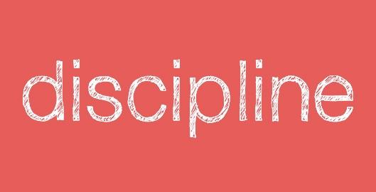 self discipline tips for students pdf