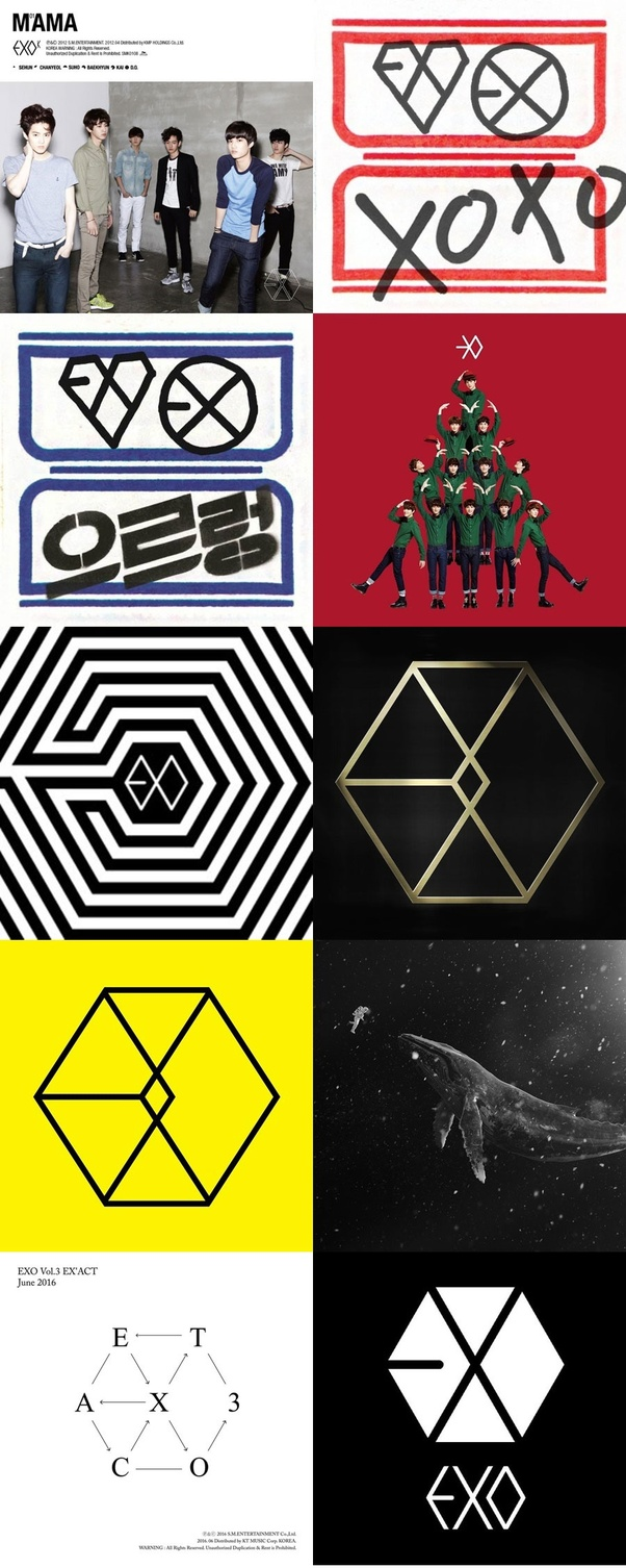 Exo Christmas Album Cover.Which Kpop Album Cover Do You Think Had The Best Design Quora