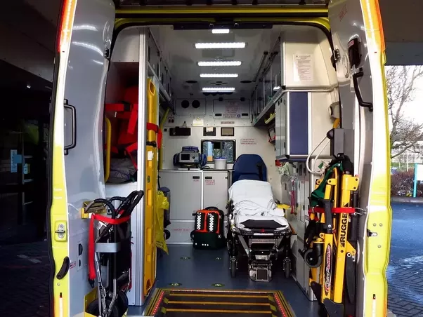 Can Two Patients Fit In One Ambulance And If So How