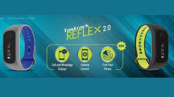 Which smartwatch should I buy, Mi Band 3 or Fastrack Reflex