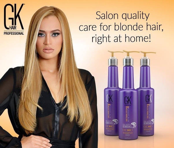 Will washing my hair with purple shampoo maintain my ash blonde quora it is a purple based shampoo with juvexin keratin which is an anti ageing protein blend optimized to restore your hair to youthful state and to protect from solutioingenieria Image collections