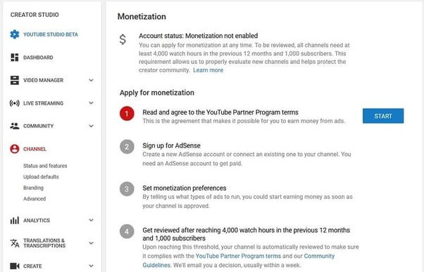 What are the new YouTube monetization rules in 2018? - Quora