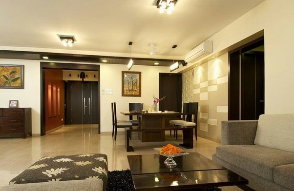 How Much Does An Indian Architect/interior Designer Charge For A 1200 Sq.  Feet House, Furniture 2D Layout?
