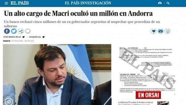 Argentina: para una historia de la corrupción 29