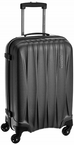 1) This is the best luggage bag currently available on the market and is  perfect for all those vacations that you have planned with your friends  family. e1564e7abde1c
