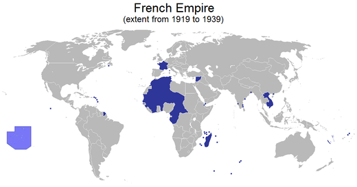 Why does france allow so many immigrants from third world countries also related to the colonies the french people simply feel that the algerians in particular the blue african country closest to france are basically a gumiabroncs