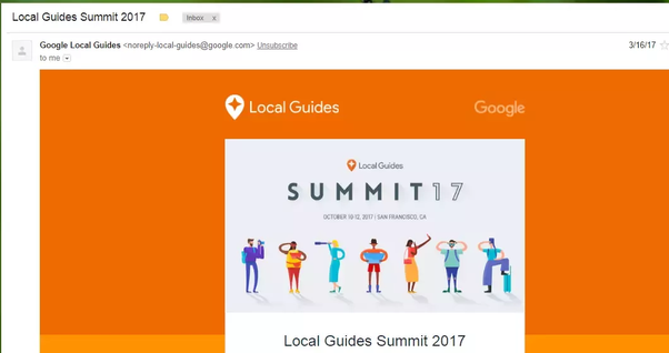 What are the benefits of Google's Local Guides program