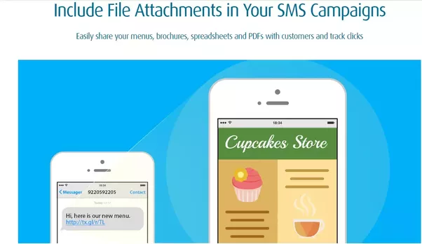 How to send invitations via free sms online quora sms attachments which is similar to email attachments where you can send images brochures menus and many more a picture is always better than words and stopboris Choice Image
