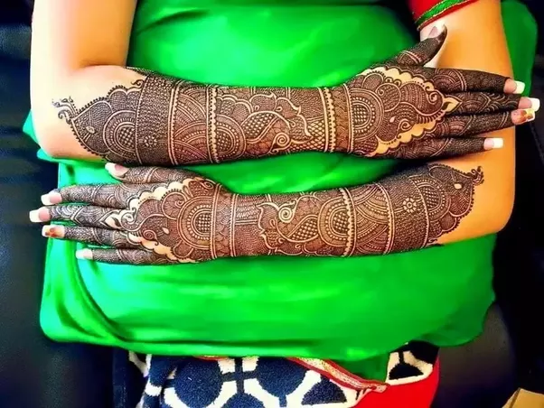 Mehndi Ceremony Wiki : Weddings: where i found a good bridal mehndi design? quora