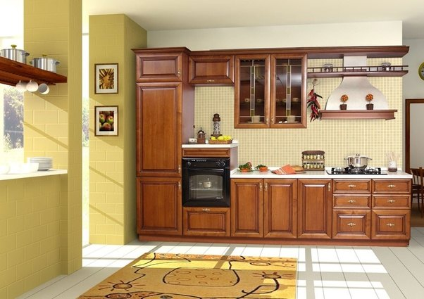 How To Get Free Kitchen Cabinet Design Lay Out