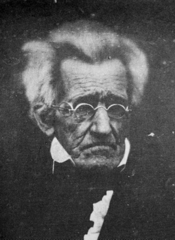 should andrew jackson been impeached