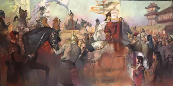han china vs imperial rome techniques of imperial administration Han dynasty chinese history including silk road across asia to middle east connects china to persia, india and rome han religion and farming techniques.
