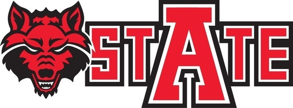 Arkansas State University Red Wolves Howl Yes Its The Best Name Howlalujah It Is Almost Football Season Come To A Game And Look Me Up Say O