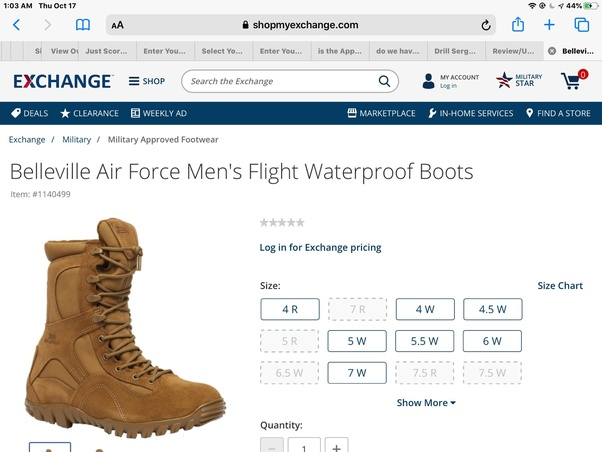 Are military boots waterproof? Quora