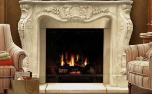Donu0027t Choose A Big Overwhelming Mantel For A Small Half Way Fireplace. A  Nice Fireplace Mantel Should Not Overpower The Room Itu0027s In.