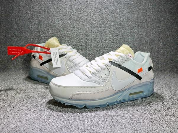 924a143b5212ac How to spot a fake pair of Nike Air Max 90 shoes - Quora