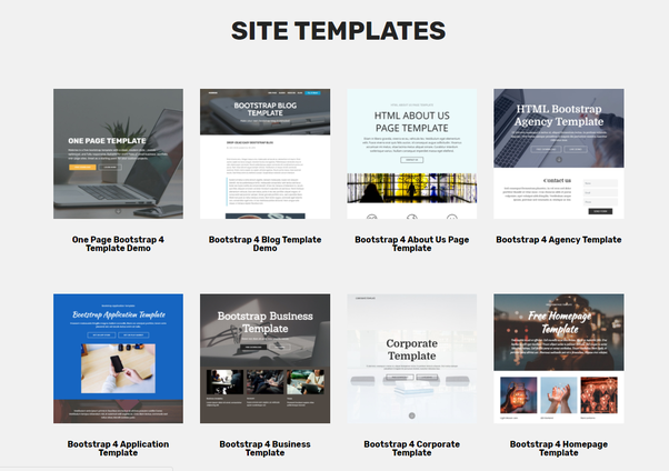 Which is the best website to download HTML-CSS website templates ...