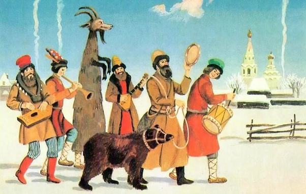 Is bear hunting illegal in Russia since bears are the ...