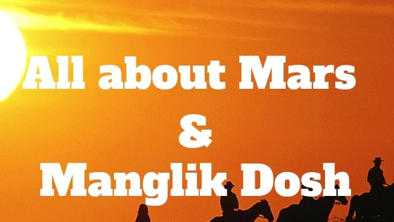 Does Mangal Dosha get cancelled in a second marriage? - Quora