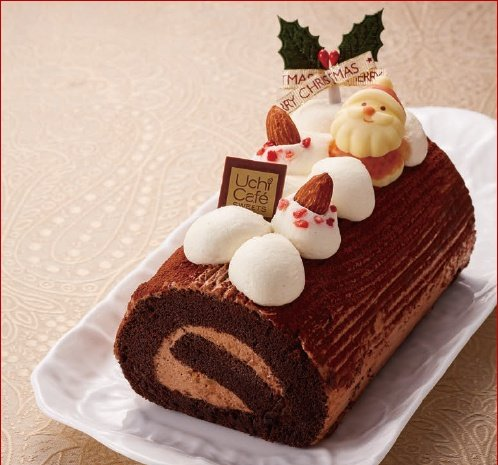 i love christmas cake here are some examples of cakes available at the convenience store lawson