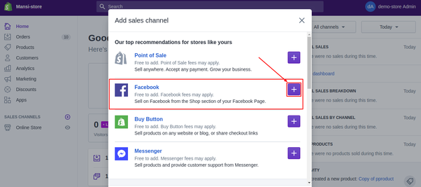 How to sell products through Facebook - Quora