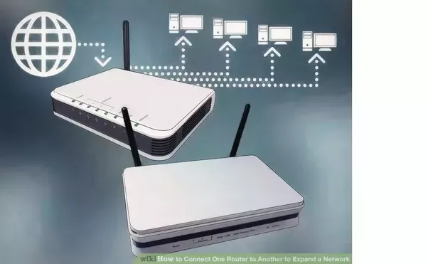 Can you connect a wireless router to another wireless router quora for the purpose of this guide well call the router thats connected to the internet router 1 and the new router router 2 keyboard keysfo Image collections