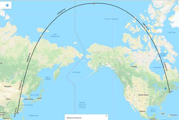 Why does the Cathay Pacific flight from Boston to Hong Kong route is Cathay Pacific Route Map on